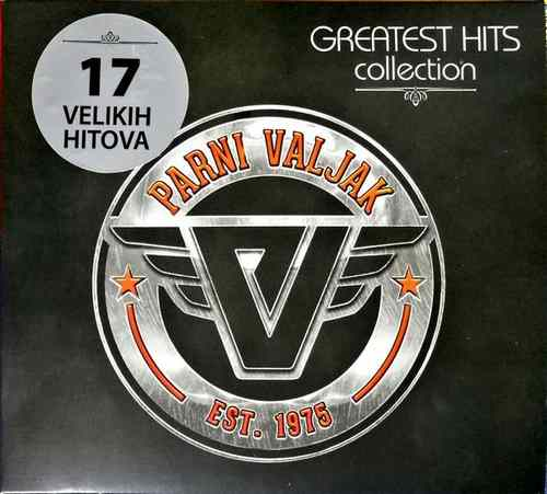 CD PARNI VALJAK THE GREATEST HITS COLLECTION 2017 GOLD AUDIO VIDEO HRVATSKA