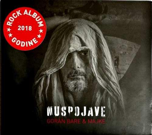 CD GORAN BARE I MAJKE NUSPOJAVE ALBUM 2018 GOLD AUDIO VIDEO CRO RECORDS
