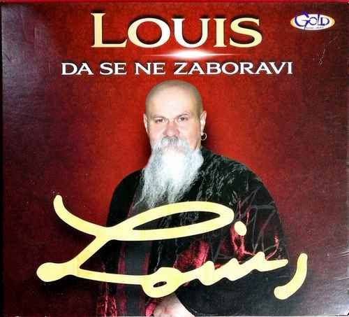 CD LOUIS DA SE NE ZABORAVI ALBUM 2018