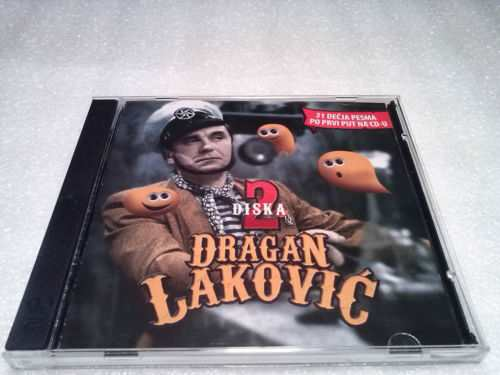 2CD DRAGAN LAKOVIC PRIRODA I SVASTARA album 2009 Serbia Bosnian Croatian djecija