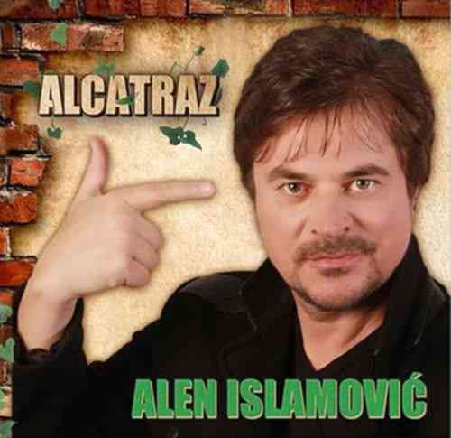 CD ALEN ISLAMOVIC ALKATRAZ ALBUM 2014 serbia bosnia croatia city records