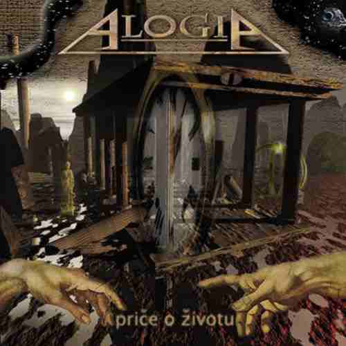 CD ALOGIA  PRICE O ZIVOTU ALBUM 2004  Serbia Bosnia Croatia one records