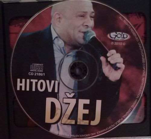 2CD DZEJ RADAMANOVSKI HITOVI BALADE COMPILATION Album