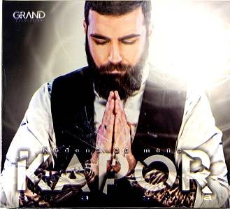 CD SASA KAPOR ALBUM 2016 grand production serbia bosnia croatia montenegro
