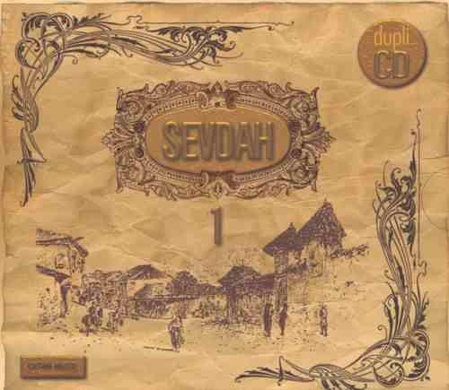 2CD SEVDAH 1  COMPILATION 2010 Album