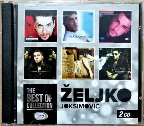 CD ZELJKO JOKSIMOVIC The Best Of Collection 2017 ZABAVNA MUZIKA EURO SONG SRBIJA