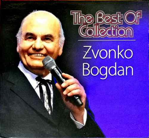 CD ZVONKO BOGDAN THE BEST OF COLLECTION 2017 GOLD AUDIO VIDEO SRBIJA HRVATSKA