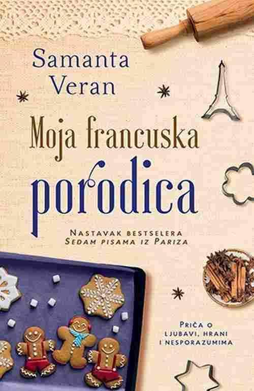 Moja francuska porodica Samanta Veran knjiga 2018 ljubavni laguna latinica novo