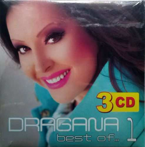 3CD DRAGANA MIRKOVIC  BEST OF 1 compilation 2014 Serbian, Bosnian, Croatian
