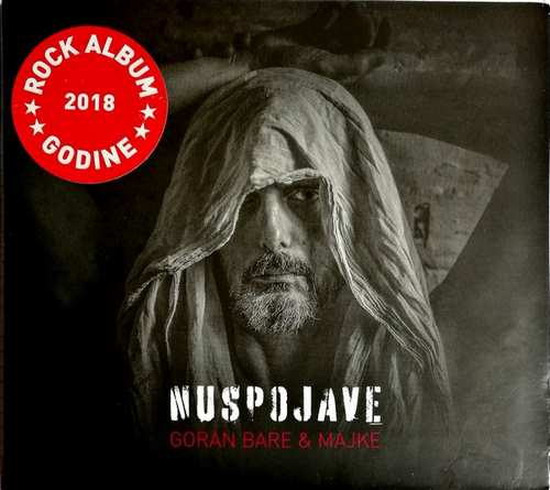 CD GORAN BARE I MAJKE NUSPOJAVE ALBUM 2018 GOLD AUDIO VIDEO CRO RECORDS