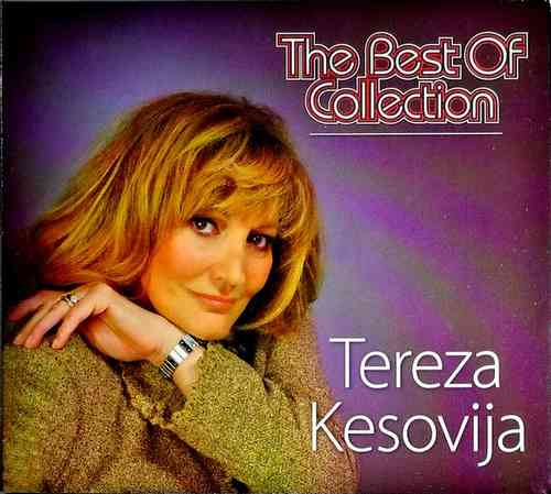 CD TEREZA KESOVIJA THE BEST OF COLLECTION GOLD AUDIO VIDEO LICENCA CRO RECORDS