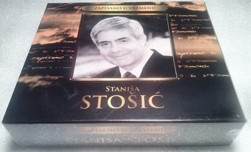 3CD STANISA STOSIC  ZAPISANO U VREMENU remastered 2008 STANISA STOSIC pgp rts