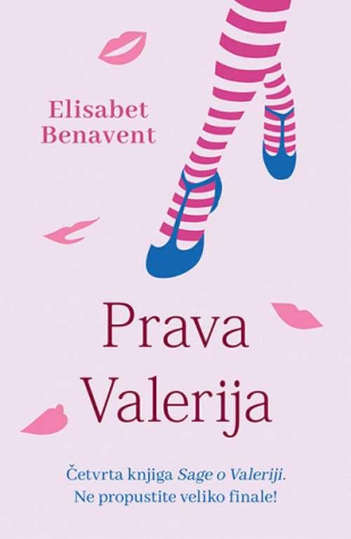 Prava Valerija Elisabet Benavent knjiga 2019 ljubavni ciklit laguna