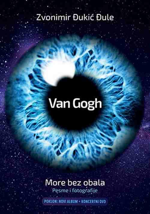Van Gogh More bez obala Zvonimir Djukic Djule knjiga 2019 muzika price laguna