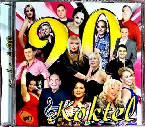 CD BN MUSIC KOKTEL 20 KOMPILACIJA 2019