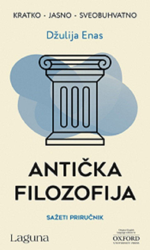 Anticka filozofija Dzulija Enas knjiga 2019 sazeti prirucnik filozofija