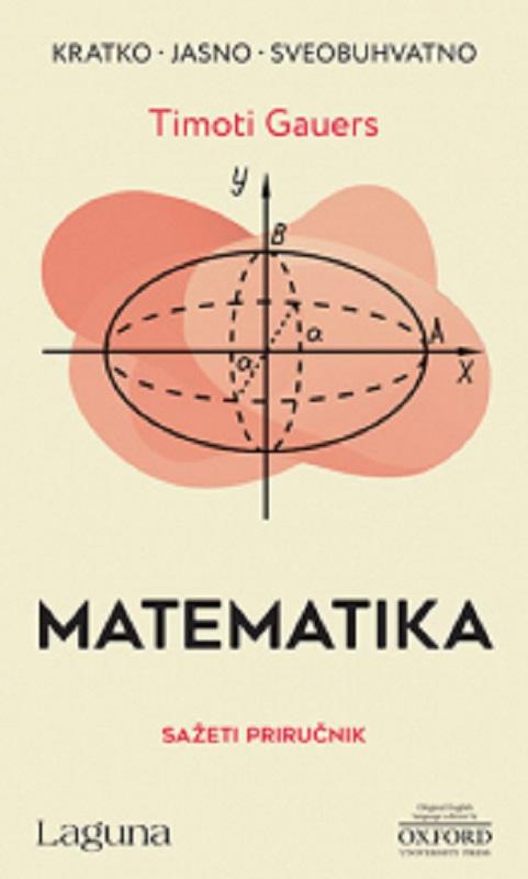 Matematika Timoti Gauers knjiga 2019 popularna nauka edukativni prirucnik