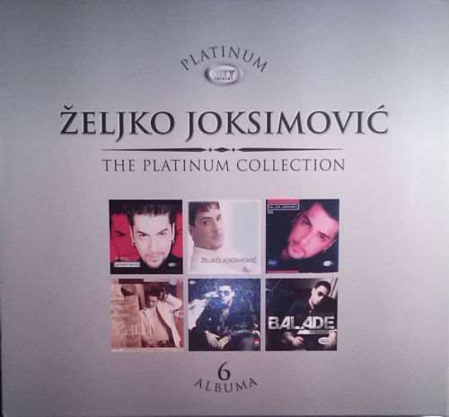6CD ZELJKO JOKSIMOVIC PLATINUM COLLECTION  2013 Album