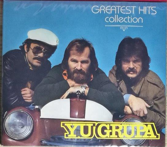 CD YU GRUPA GREATEST HITS COLLECTION KOMPILACIJA 2019