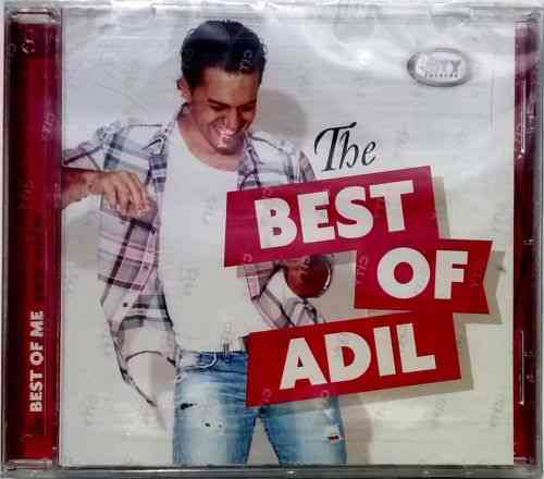 CD ADIL  THE BEST OF compilation 2014 City Records serbia bosnia croatia