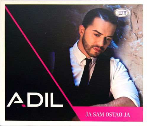 CD ADIL JA SAM OSTAO JA album 2016 city records nije ljubav nestala vidim nas