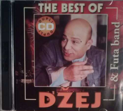 2CD DZEJ RADAMANOVSKI & FUTA BAND  THE BEST OF Album