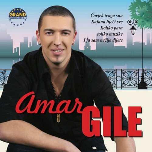 CD AMAR GILE  COVJEK TVOGA SNA  ALBUM 2013 Album
