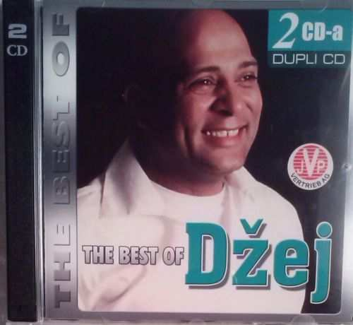 2CD DZEJ RADAMANOVSKI  THE BEST OF Album