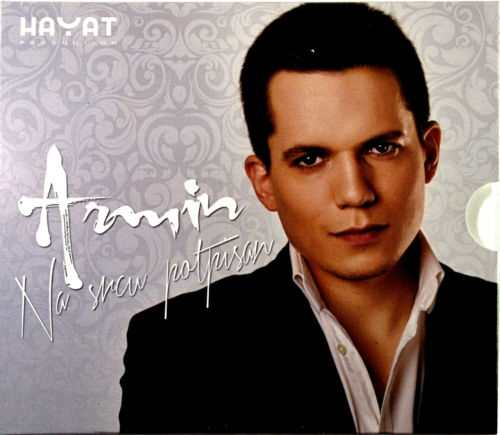 CD ARMIN MUZAFERIJA NA SRCU POTPISAN album 2015 Hayat production pop bosna exyu
