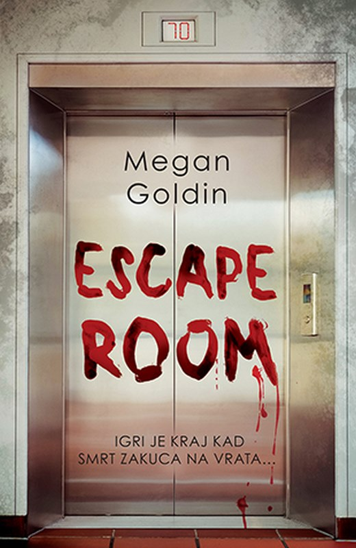 Escape Room  Megan Goldin  knjiga 2020