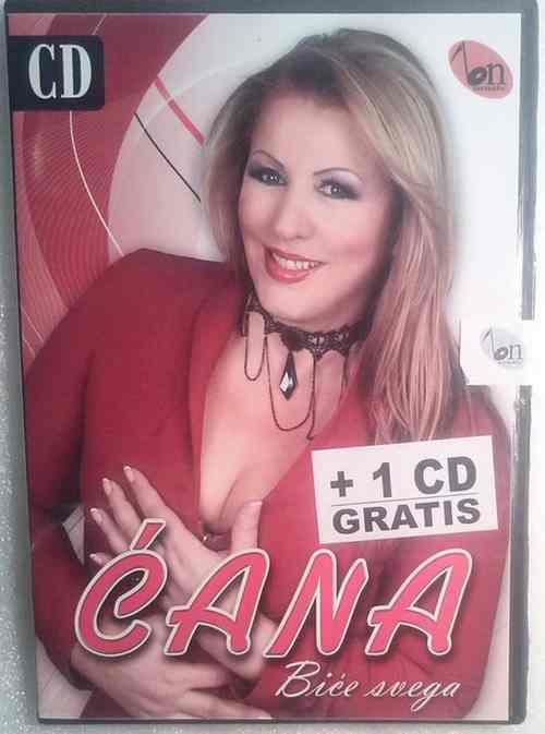 CD CANA  BICE SVEGA ALBUM 2013 Serbia krajisnici krajiska muzika