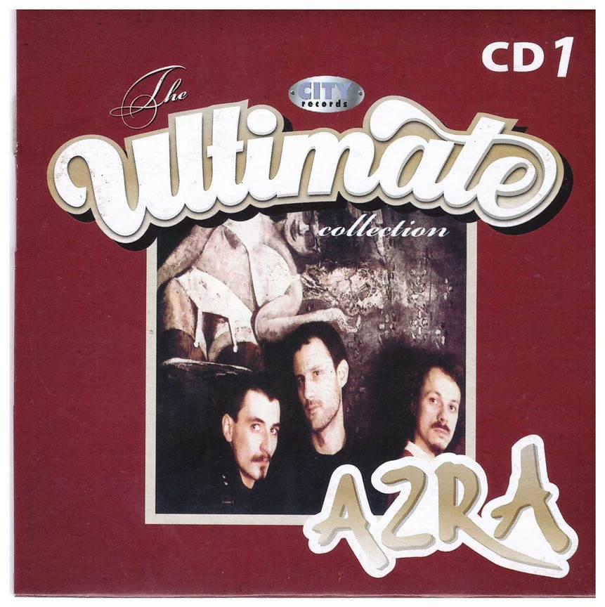 CD AZRA ULTIMATE COLLECTION 1 2009 JOHNY STULIC digipak