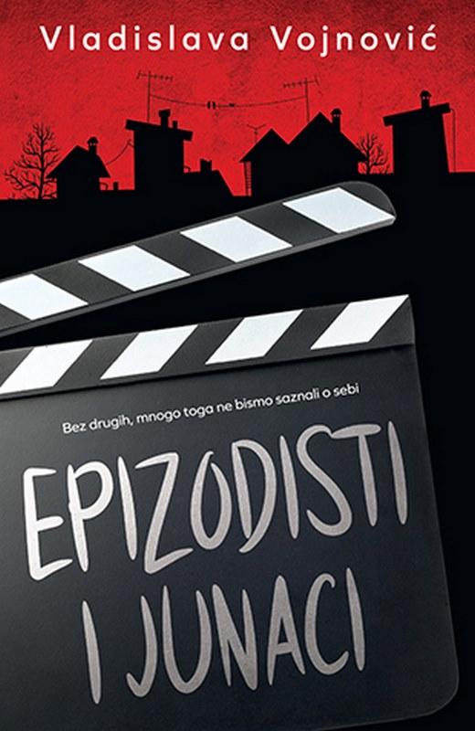 Epizodisti i junaci  Vladislava Vojnovic  knjiga 2020 Price