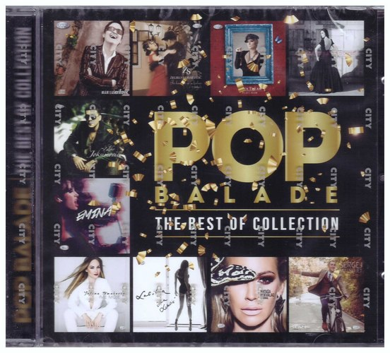 CD POP BALADE - THE BEST OF COLLECTION KOMPILACIJA 2020