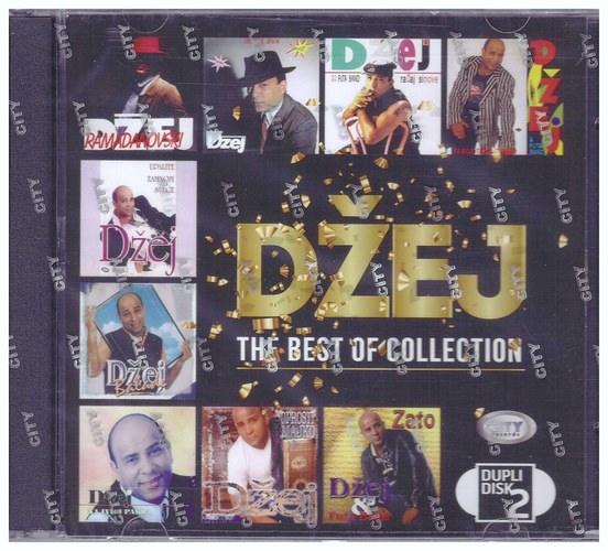2CD DZEJ THE BEST OF COLLECTION KOMPILACIJA 2020