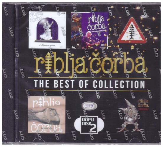 2CD RIBLJA CORBA THE BEST OF COLLECTION KOMPILACIJA 2020
