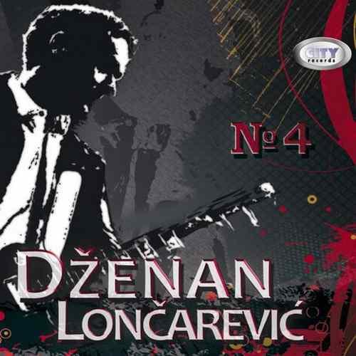 CD DZENAN LONCAREVIC No.4 album 2013 Serbian, Bosnian, Croatian, city records