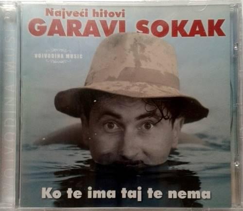 CD GARAVI SOKAK  KO TE IMA TAJ TE NEMA kompilacija 2006  Bane Krstic srbija