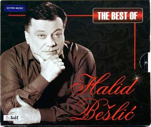 CD HALID BESLIC THE BEST OF 2010 narodna muzika serbia croatia extra beslic