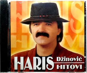 CD HARIS DZINOVIC  HITOVI compilation 2008 grand production narodna bosanska yu