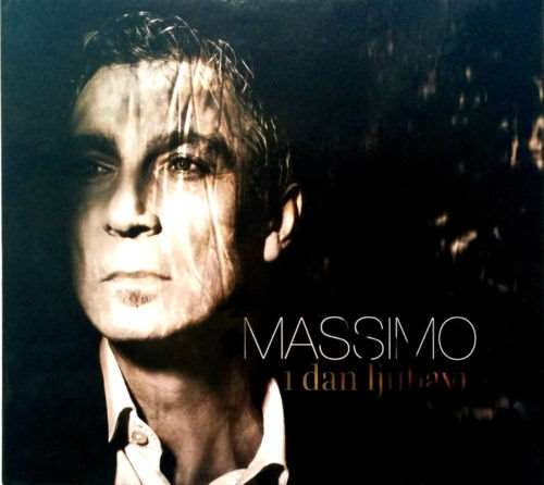 CD MASSIMO SAVIC  1 DAN LJUBAVI  album 2015 Serbia Bosnia Croatia pop aquarius
