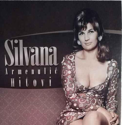 CD SILVANA ARMENULIC  HITOVI narodna muzika glazba bosna