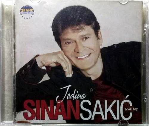 CD SINAN SAKIC  JEDINA album 2014 Grand Production Srbija, Bosna, Hrvatska folk