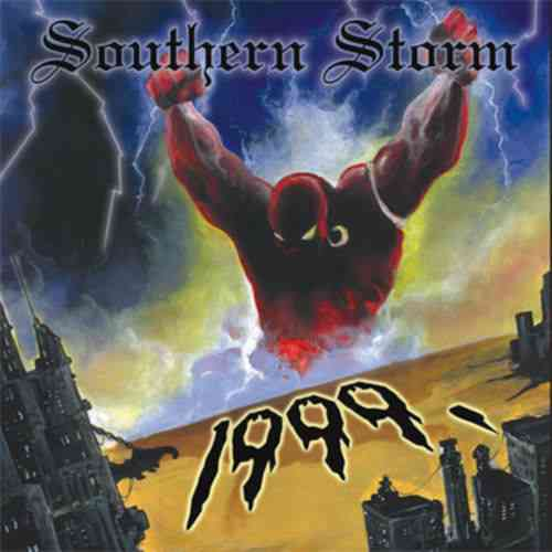 CD SOUTHERN STORM  1999 album 2002  Serbia Bosnia Croatia one records