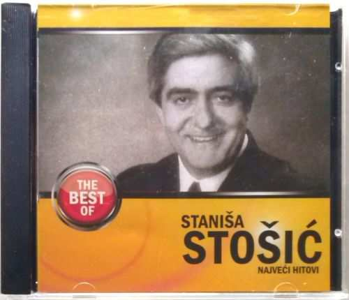 CD STANISA STOSIC  THE BEST OF  remastered 2008 Srbija, Bosna, Hrvatska