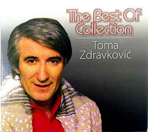 CD TOMA ZDRAVKOVIC THE BEST OF compilation 2015 serbia gold audio video croatia