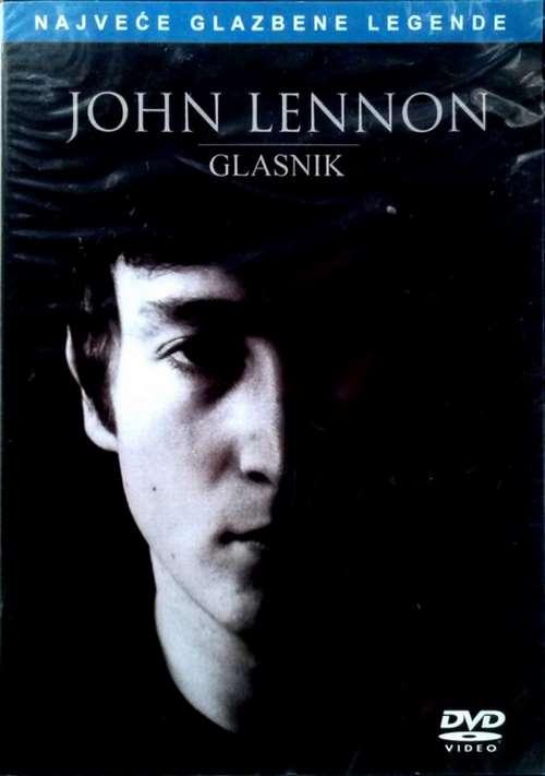 DVD JOHN LENNON  GLASNIK the messenger 2008 Serbia, Bosnia, Croatia Beatles
