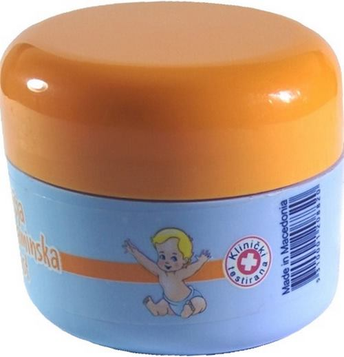 Original BECUTAN BABY CARE OINTMENT DJECIJA DECIJA VITAMINSKA KREMA 50 ml